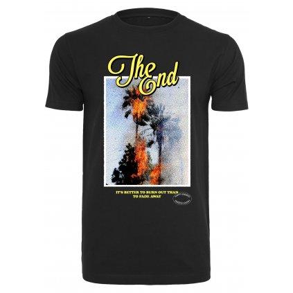 Pánske tričko MR.TEE The End Tee