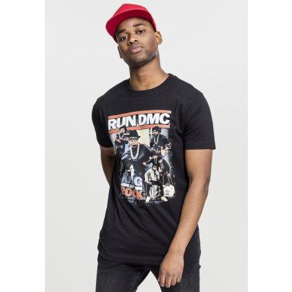 Pánske tričko MR.TEE Run DMC King of Rock