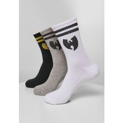 Ponožky Wu Wear Socks 3-Pack
