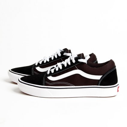 vans ua comfoycush old school classic black 89605