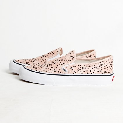 vans leila hurst slip on surf shoes tiny animals 79450