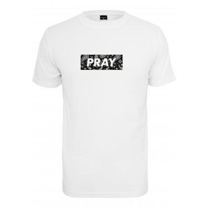 Pánske tričko MR.TEE Bandana Box Pray Tee