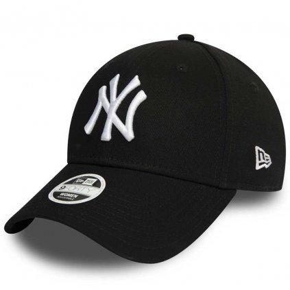 Šiltovka New Era MLB League Basic NY Yankees black/white
