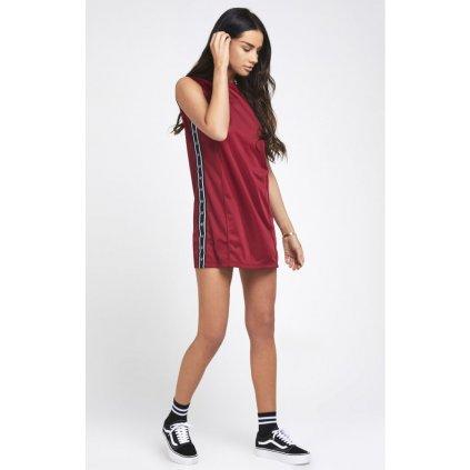 Dámske šaty SikSilk Satin Sports Dress