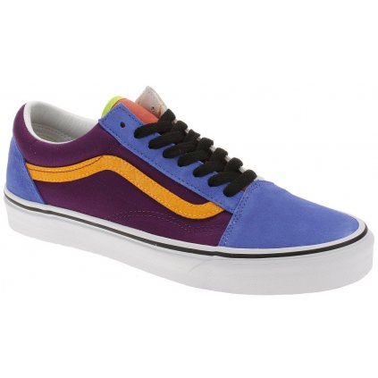 Tenisky Vans Old Skool mix&match/grape juice/bright marigold