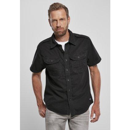 Pánska košeľa BRANDIT Vintage Shirt shortsleeve