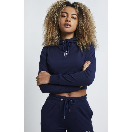 siksilk zonal track top navy p4202 38109 medium