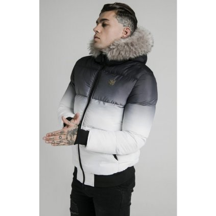 siksilk rip stop distance jacket black white p5372 52534 medium