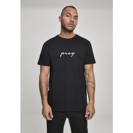 Pánske tričko MR.TEE Pray EMB