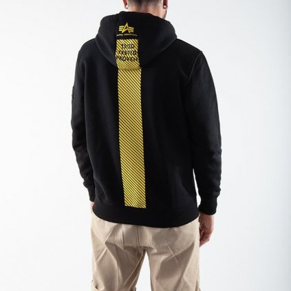 alpha industries safety line hoody 91936