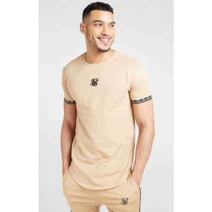 siksilk s s scope gym tee beige p4523 45863 medium