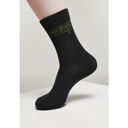 Ponožky MERCHCODE Linkin Park Socks 2-Pack