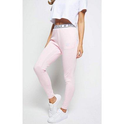 siksilk tape athlete pants pink p4813 47141 medium
