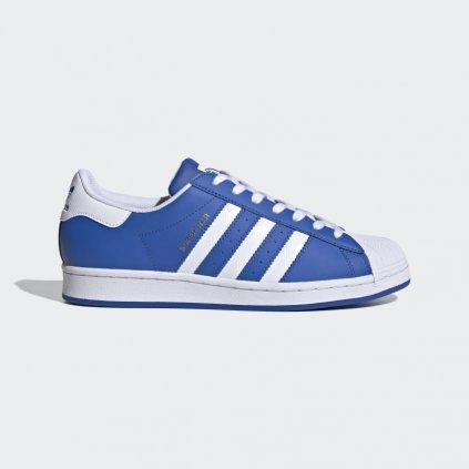 Tenisky Superstar modra FW6010 01 standard