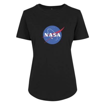 Dámske tričko MR.TEE Ladies NASA Insignia Fit