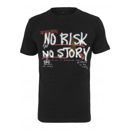 Pánske tričko MR.TEE No Risk No Story Tee
