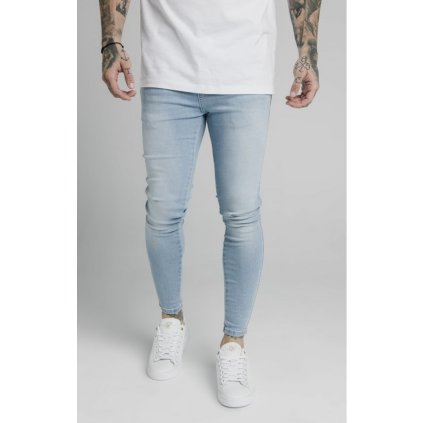 siksilk skinny denim light blue p5460 53641 medium