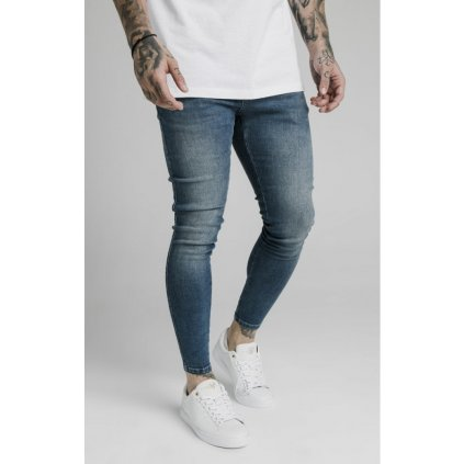 siksilk skinny denim midstone p3020 53629 medium
