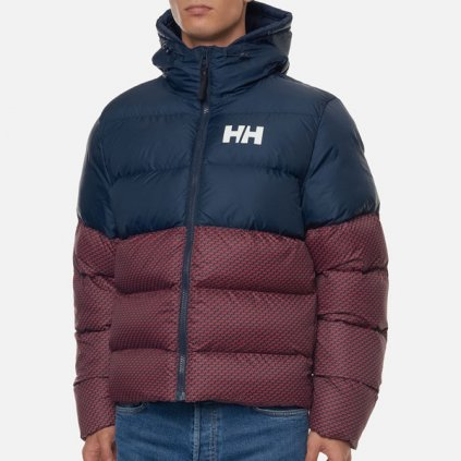 helly hansen active puffy jackets navy 94333