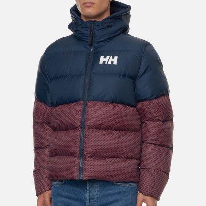 helly hansen active puffy jackets navy 94333