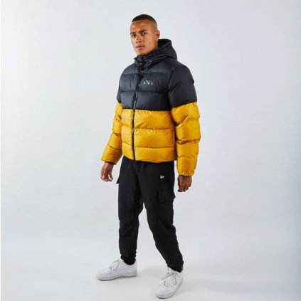 helly hansen active puffy jackets yellow 94332