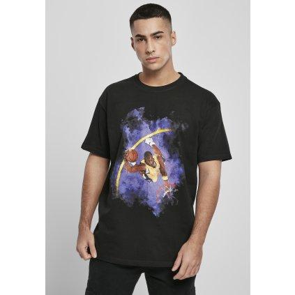 Pánske tričko MR.TEE Basketball Clouds 2.0 Oversize