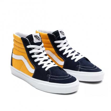 vans classic sport sk8 hi shoes dress blue 101107