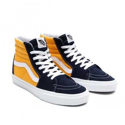 vans classic sport sk8 hi shoes dress blue 101107