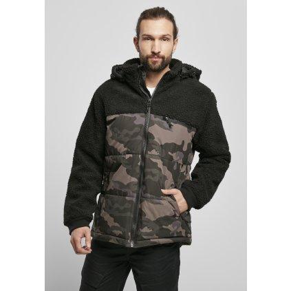 Pánska bunda BRANDIT Jackson Teddyfleece Jacket