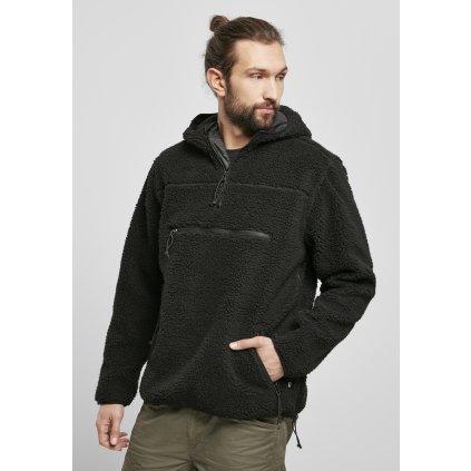 Pánska bunda BRANDIT Teddy fleece Worker Pullover