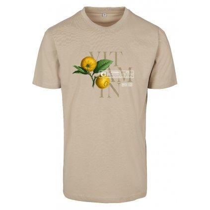 Dámske tričko MR.TEE Ladies Vitamin C Tee