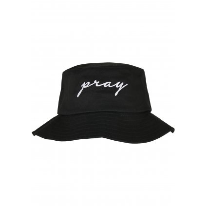 Klobúk MR.TEE Pray Bucket Hat