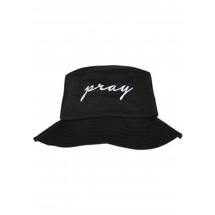 Klobúk MR.TEE Pray Bucket Hat