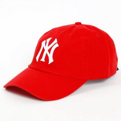 special basic ny cap red 5710