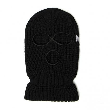 mass denim balaclava signature black 101420