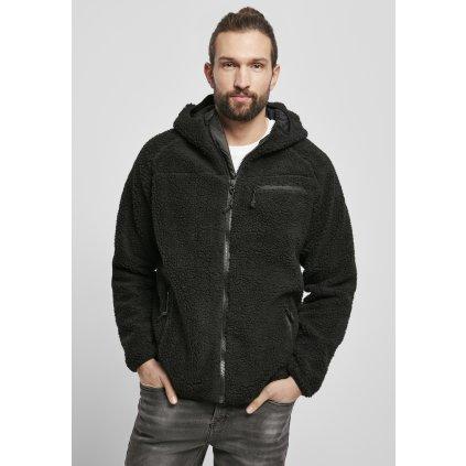 Pánska bunda BRANDIT Teddyfleece Worker Jacket