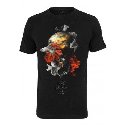 Pánske tričko MR.TEE Skull Fish Tee