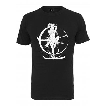 Pánske tričko MR.TEE White Samurai Tee