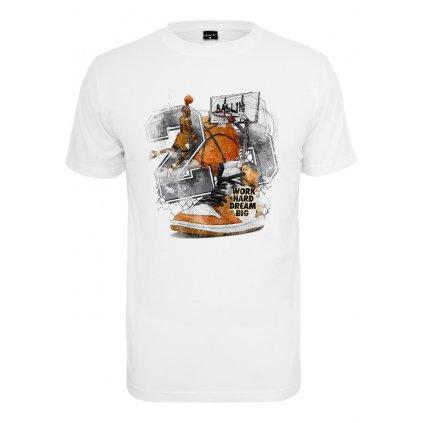 Pánske tričko MR.TEE Vintage Ballin Tee