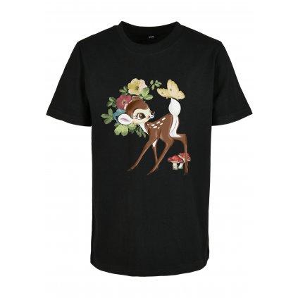 Detské tričko MR.TEE Kids Bambi Pose Tee