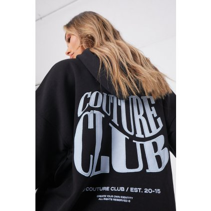 Dámska mikina The Couture Club Oversized Wave