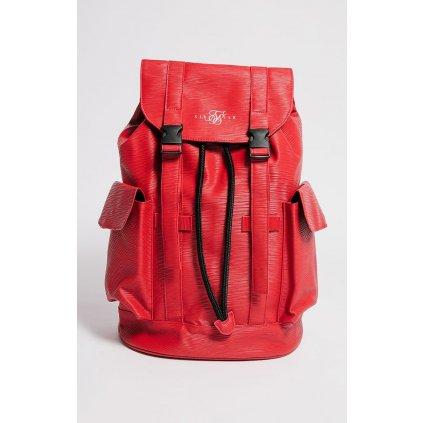Batoh SikSilk Elite Backpack red