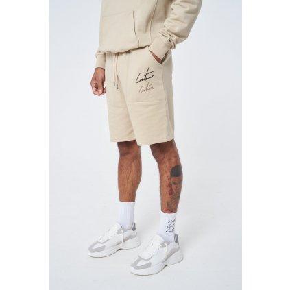 Pánske kraťasy The Couture Club Drop Crotch Fit