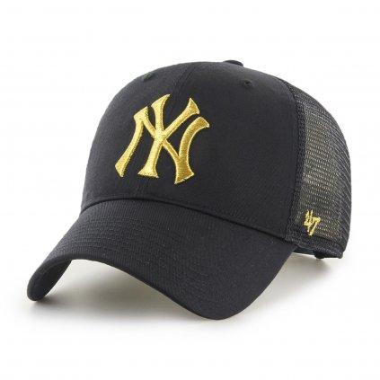 Šiltovka ´47 MVP BRANSON Mettalic NY Yankees BK