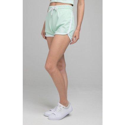 Dámske šortky SikSilk Runner Mint