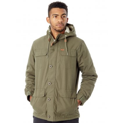 Globe Ivy Goodstock Thermal Parka Waterproof Jacket 0 2ac37 XL