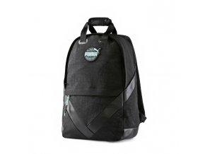 puma x diamond backpack black mint 07517701 53885