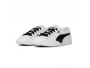 puma clyde sm puma white puma black 53772