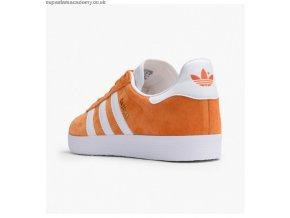 afew store sneaker adidas gazelle unity orange f16 white goldmet 3466