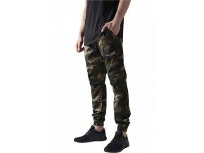 urban classics camo ripstop jogging pants wood camo 28689